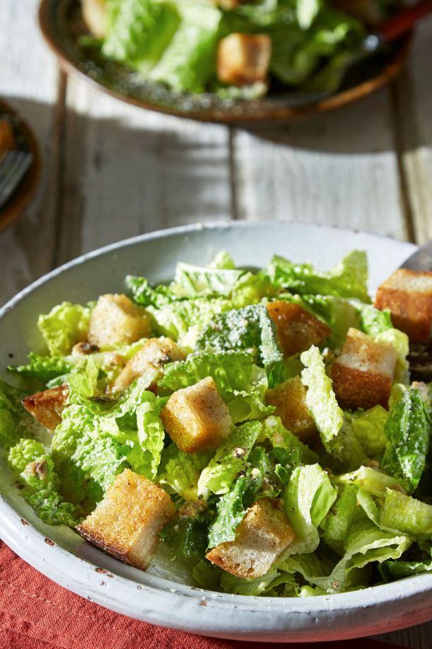 Klasiskie Cēzara salāti