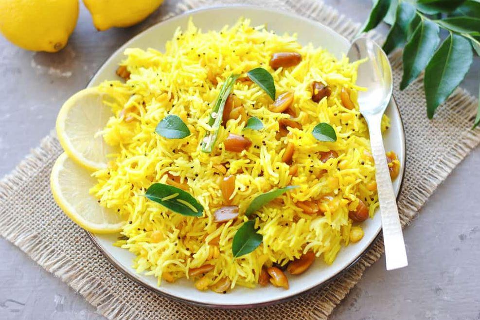 Citronu rīsi