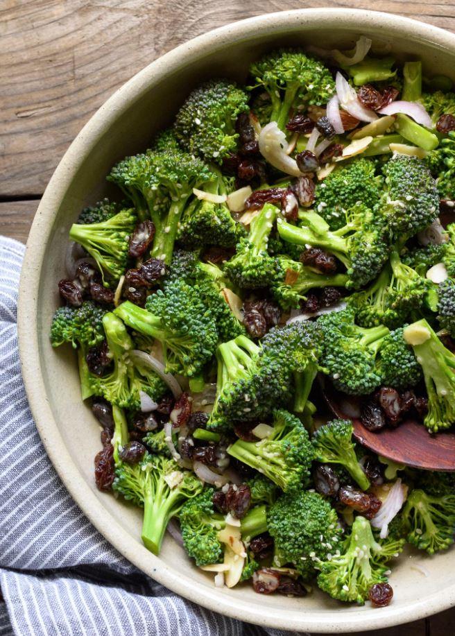 Svaigi brokoļu salāti