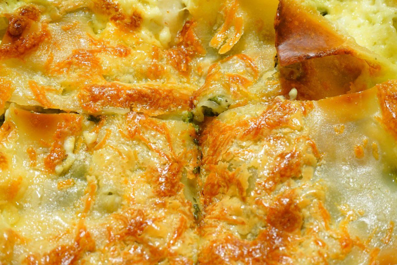 Vistas – brokoļu sacepums ar sieru