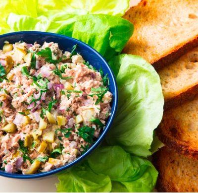 Tunca salati