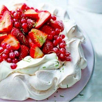 Pavlova kūka